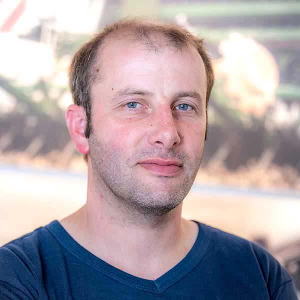 Martin Nöbauer - Starkes Team-Mitglied der Josef Duben KG