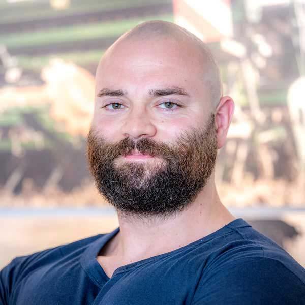 Dominic Lapacka - Starkes Team-Mitglied der Josef Duben KG