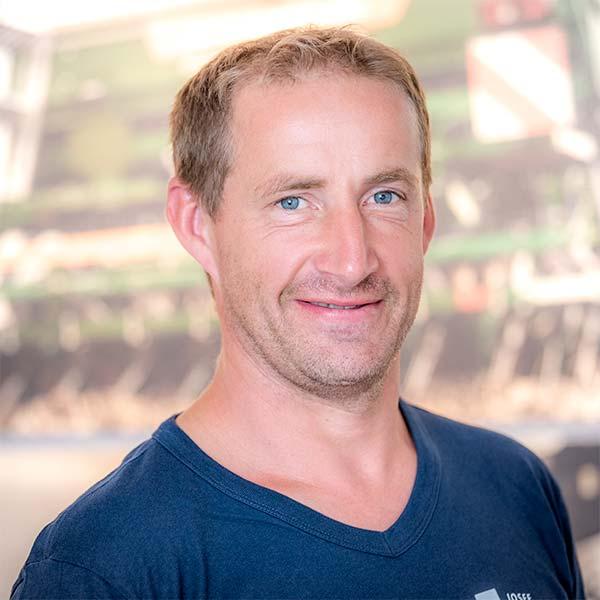 Günter Arnauer - Starkes Team-Mitglied der Josef Duben KG