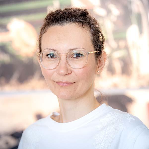 Anna Duben - Starkes Team-Mitglied der Josef Duben KG