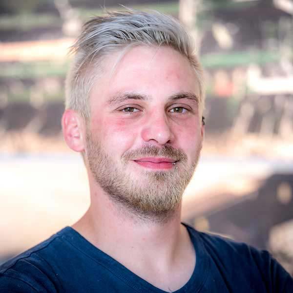 Matthias Kisser - Starkes Team-Mitglied der Josef Duben KG