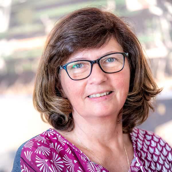 Angela Hummel - Starkes Team-Mitglied der Josef Duben KG