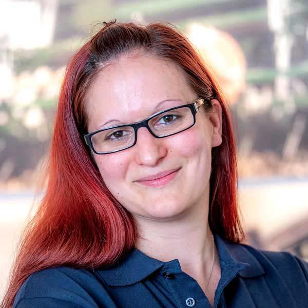 Sabrina Zellhofer - Starkes Team-Mitglied der Josef Duben KG